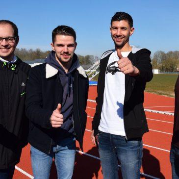 ATHLÉTISME / Nos Amienois dans les Starting Blocks du France Indoor Handisport 2019 !
