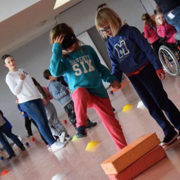 SENSIBILISATION / Du Handisport dans les écoles !