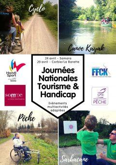 SPORT DE NATURE / Journées Nationales Tourisme et Handicap 2019 @ SAMARA | La Chaussée-Tirancourt | Hauts-de-France | France