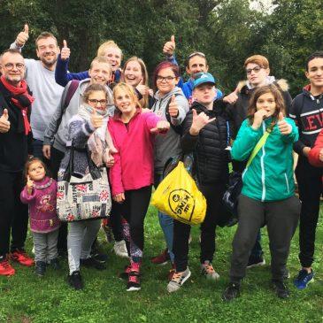 CANOË-KAYAK / Sortie Canoë pour les jeunes du CREDA d'Amiens/Abbeville