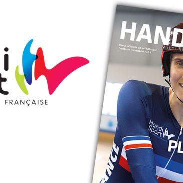 F.F. HANDISPORT / Handisport, Le Mag' (Edition Mai 2020) disponible !