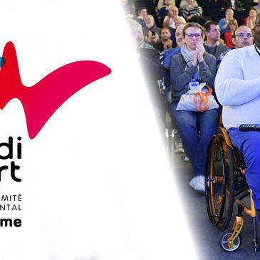 C.D. HANDISPORT / Assemblée Générale ELECTIVE 2020