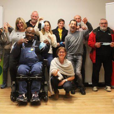 C.D. HANDISPORT / EN ROUTE pour la nouvelle Paralympiade 2020-2024