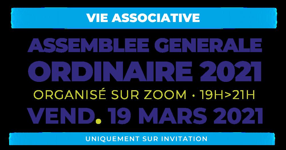 ASSEMBLÉE GÉNÉRALE 2021 / Comité Départemental Handisport de la Somme @ Organisée via ZOOM