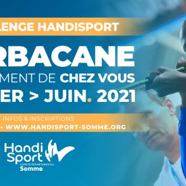 EVENEMENT / Challenge Handisport de SARBACANE
