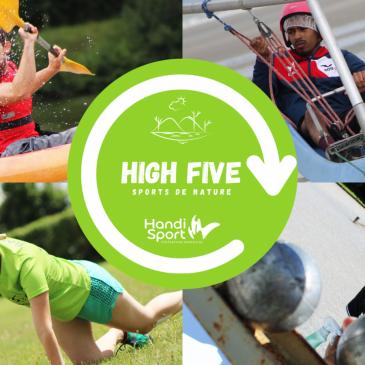 SPORT DE NATURE / Programme HIGH FIVE 2021